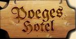 Poeges Hotel - Logo